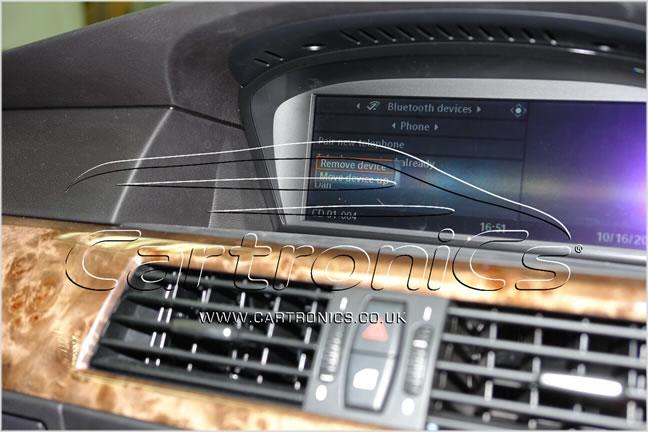 BMW remove device