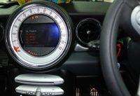 Mini iPod controlled via Nav screen and I Drive