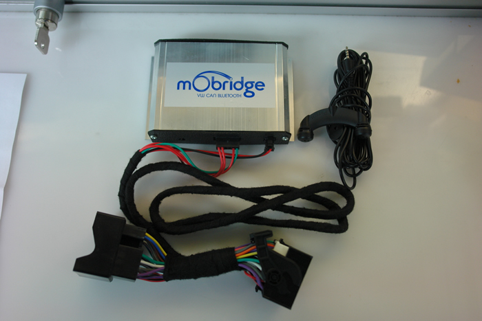VW mObridge Bluetooth canBus